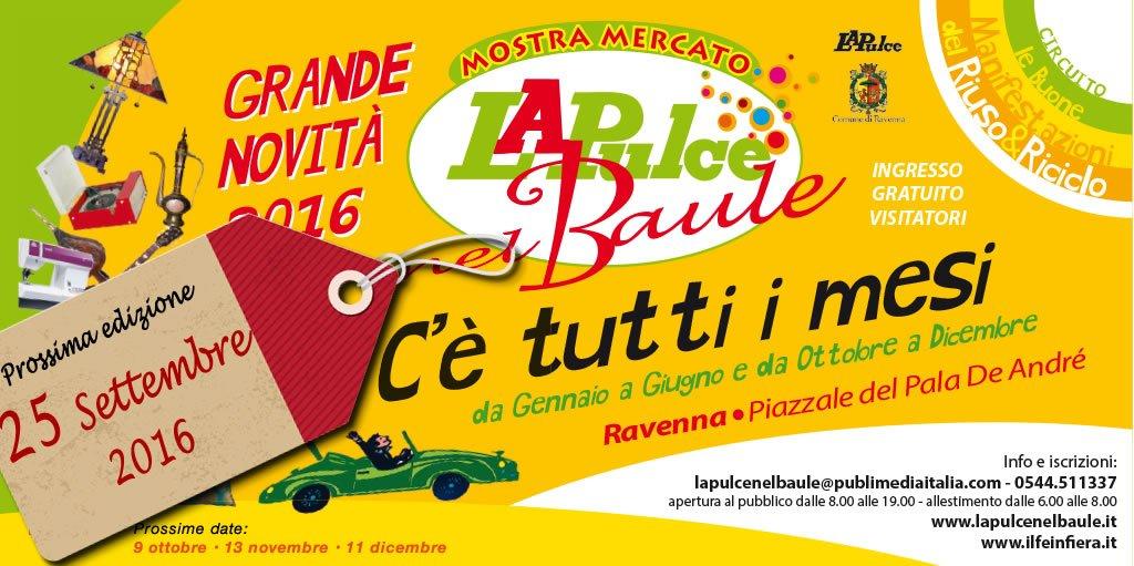 La Pulce nel Baule - Edizione di settembre 2016