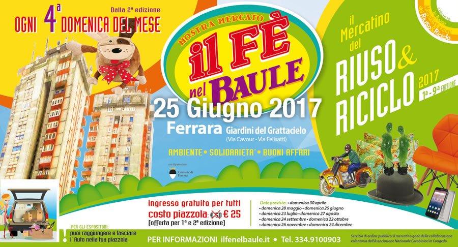Il Fé nel Baule - 25 giugno 2017