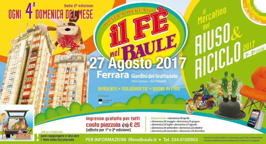 Il Fé nel Baule - Domenica 27 agosto 2017