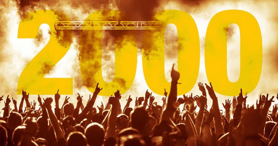 La Pagina Facebook ha raggiunto oltre i 2000 mi piace