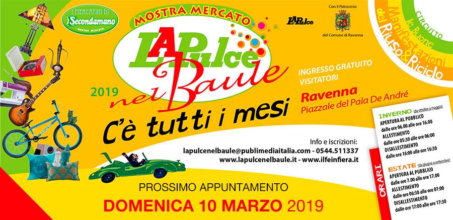 La Pulce nel Baule - 10 marzo 2019